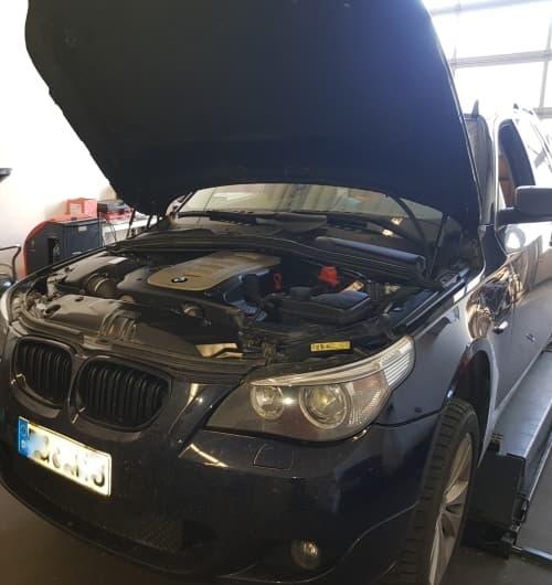 Getriebespülung BMW Bild1