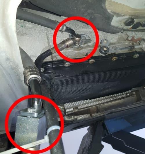 Getriebespülung BMW Bild3