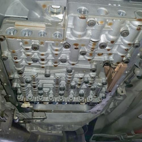 Getriebespülung BMW Bild6