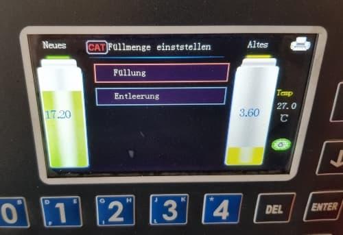 Getriebespülung BMW Bild9