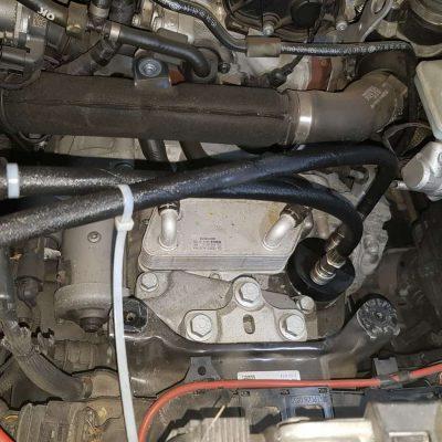 DSG Getriebe spülen
