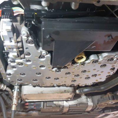 Getriebeölspülung Audi A6