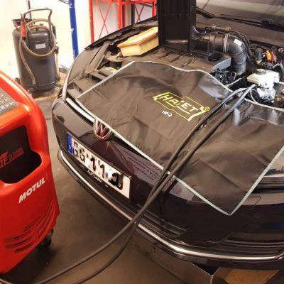 Getriebeölspülung DSG Golf