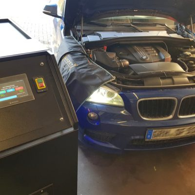 Carbon Cleaning BMW X1