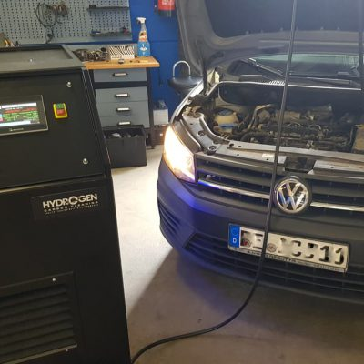 Carbon Cleaning VW