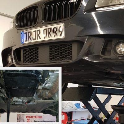 Getriebeölspülung BMW ZF8HP inkl. Ölwannenwechsel