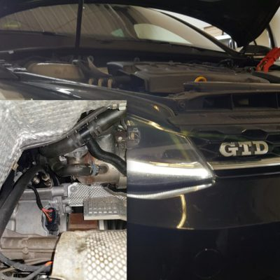 Getriebespülung DSG DQ381VW Golf GTD