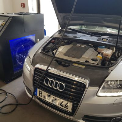 Carbon Cleaning Audi A6 3,0TDI