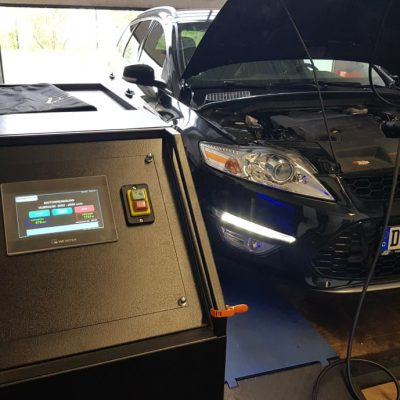 Hydrogen Carbon Cleaning Ford Mondeo